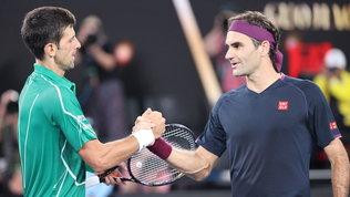 Djokovic da record, 311 settimane da n° 1, cancellato Federer