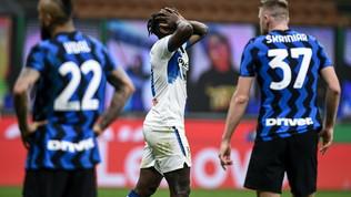 L'Inter vince la battaglia contro l'Atalanta: la decide Skriniar