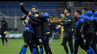Settima vittoria di fila e 50 punti in 19 partite: l'Inter viaggia ai ritmi del City