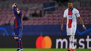 Mbappé non ha fretta di rinnovare eil Psgcontinua a pensare a Messi