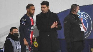 """Psg senza Neymar: """"Momento difficile"""". Col Barcellona out anche Kean"""