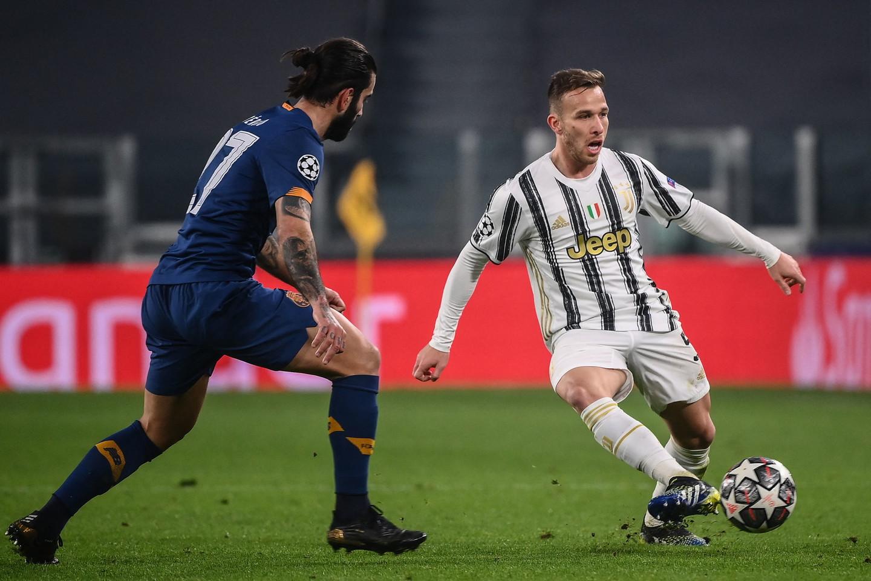 Le migliori foto di Juventus-Porto 3-2<br /><br />