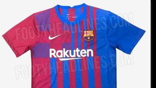 Barcellona, ecco come sarà la nuova maglia