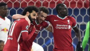 Salah e Manétrascinano ancora i Reds:Klopp volaai quarti