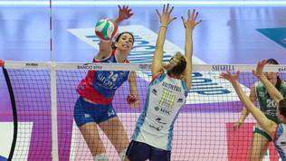 Coppa Italia: Egonu regala la semifinale a Conegliano, Monza elimina Scandicci