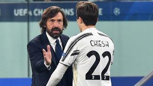 La Juventus riparte da Pirlo, De Ligt, Arthur, Chiesa. E Dybala...