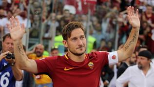 """Totti e l'addio alla Roma: """"Mi hanno costretto. Trigoria casa mia"""""""