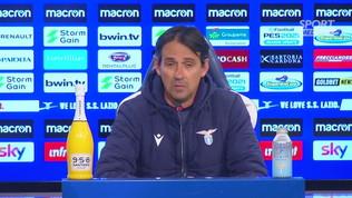"""Inzaghi: """"Col Crotone dobbiamo fare partita da vera Lazio"""""""