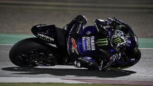 La Yamaha torna a ruggire con Vinales e Morbidelli, anche Rossi risale