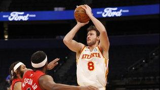 Nba: Irving trascina Brooklyn contro i Celtics, Gallinari e gli Hawks esultano sulla sirena