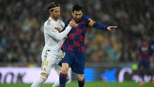 """S. Ramos chiama Messi: """"Sarei felicissimo. CR7? Hanno perso tutti"""""""