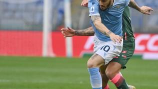 Lazio-Crotone: le foto del match