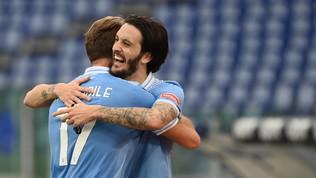La Lazio cala il jolly Caicedo: Crotone battuto nel finale
