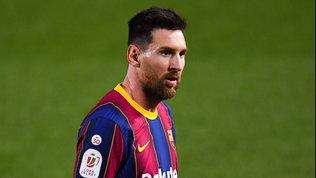 Laportaha un piano per trattenere Messi: Haaland, Aguero e un ruolo nel club