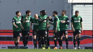 Sassuolo, tris per l'ottavo posto: Traoré regola il Verona