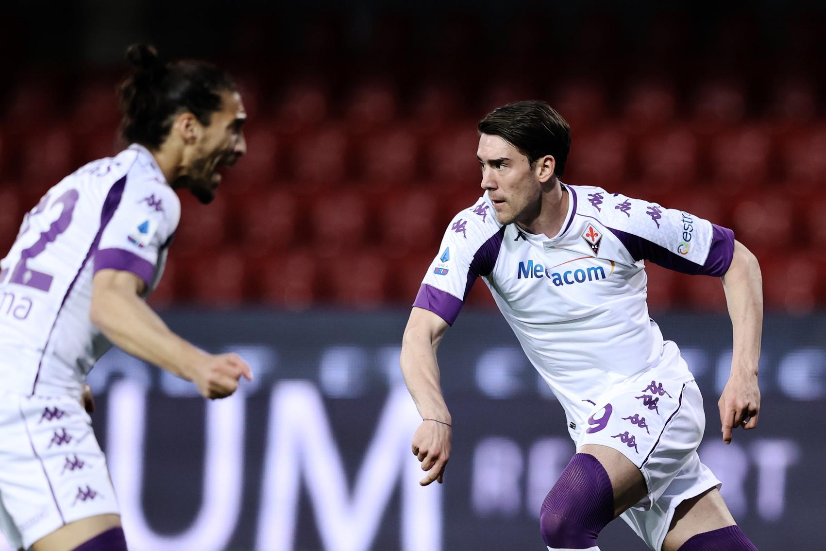 Le migliori foto di Benevento-Fiorentina 1-4.<br /><br />