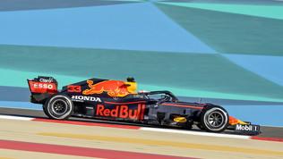 Verstappen rovina l'impresa di Tsunoda, Ferrari in ripresa
