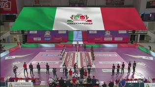 Coppa Italia, la finale: Macerata-Mondovì