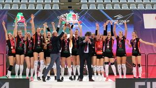 Coppa Italia Serie A2: trionfo storico per Macerata, tonfo Mondovì