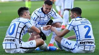 L'Inter prende il largo: ciao Milan ma ora si rinnova il duello con la Juve