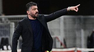 Napoli-Gattuso, a San Siro è un ruggito da Champions