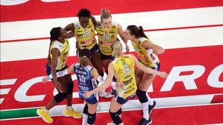 Coppa Italia: Conegliano e Novara prenotano un posto in finale, battute Monza e Chieri