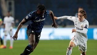Atalanta senza paura a Madrid: l'impresa con il Real passa dall'attacco