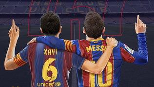 #Messi767, il Barcellona celebra il record della Pulce con questo VIDEO