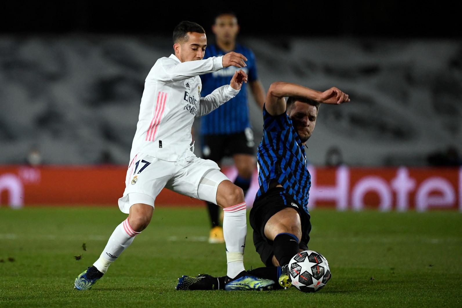 Real Madrid-Atalanta 3-1, le migliori foto del match<br /><br />