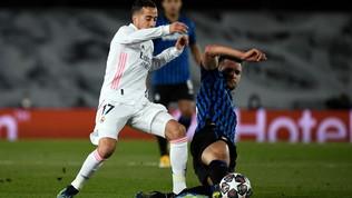Atalanta, troppi errori: Real ai quarti