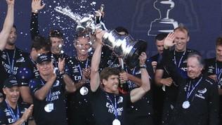 Luna Rossa si arrende: New Zealand vince 7-3
