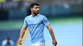 """City, rabbia Aguero:""""Non mi passano la palla"""". Juve alla finestra"""
