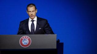 """Euro2020, la Uefa: """"Non ci saranno gare senza tifosi"""". Il piano di Ceferin"""