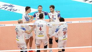 Challenge Cup, finale d'andata: Milano esulta al tie-break, Ankara battuto