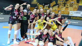 Champions League: impresa UYBA in Turchia, tutto facile per Conegliano