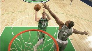 Nba: rivincita di Dallas contro i Clippers, successi per Nuggets e Nets