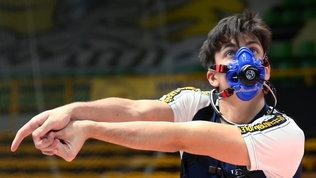 Modena Volleye la mappatura degli atleti permigliorare laperformance sportiva