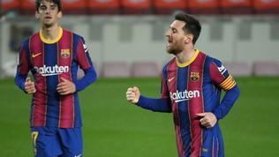 Laporta prepara un piano per Messi: acquisti top e contratto a vita