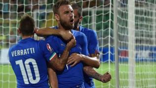 """De Rossi riabbraccia l'azzurro: entra nello staff del ct Mancini. """"Che orgoglio"""""""