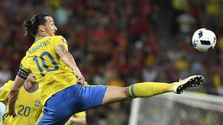 """Ibra: """"Sonotornato perché me lo merito, non perché sono Zlatan"""""""