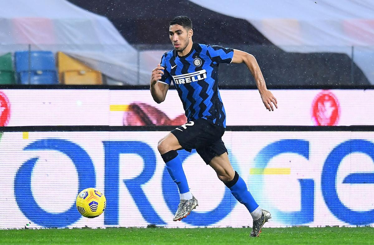 23) Hakimi, Inter: 93,5 milioni di euro