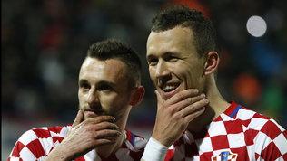 """La Croazia oltre l'ATS: """"Di tutto per avere Brozovic e Perisic"""""""