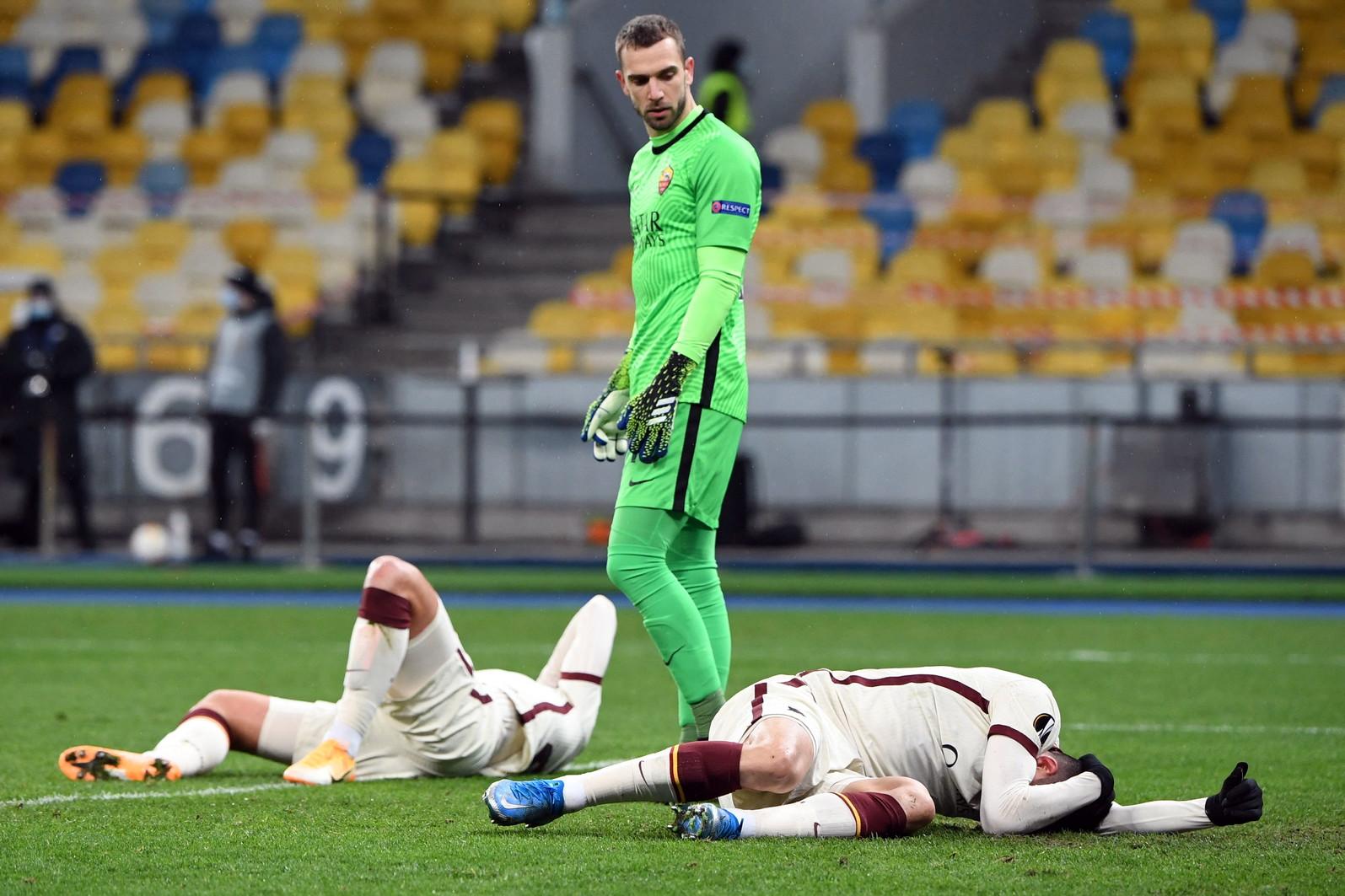 Le migliori foto di&nbsp;Shakhtar Donetsk-Roma 1-2.<br /><br />