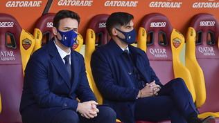 """Fonseca: """"Dura con l'Ajax, ma noi motivati"""". Pinto: """"Vincere per l'Italia"""""""