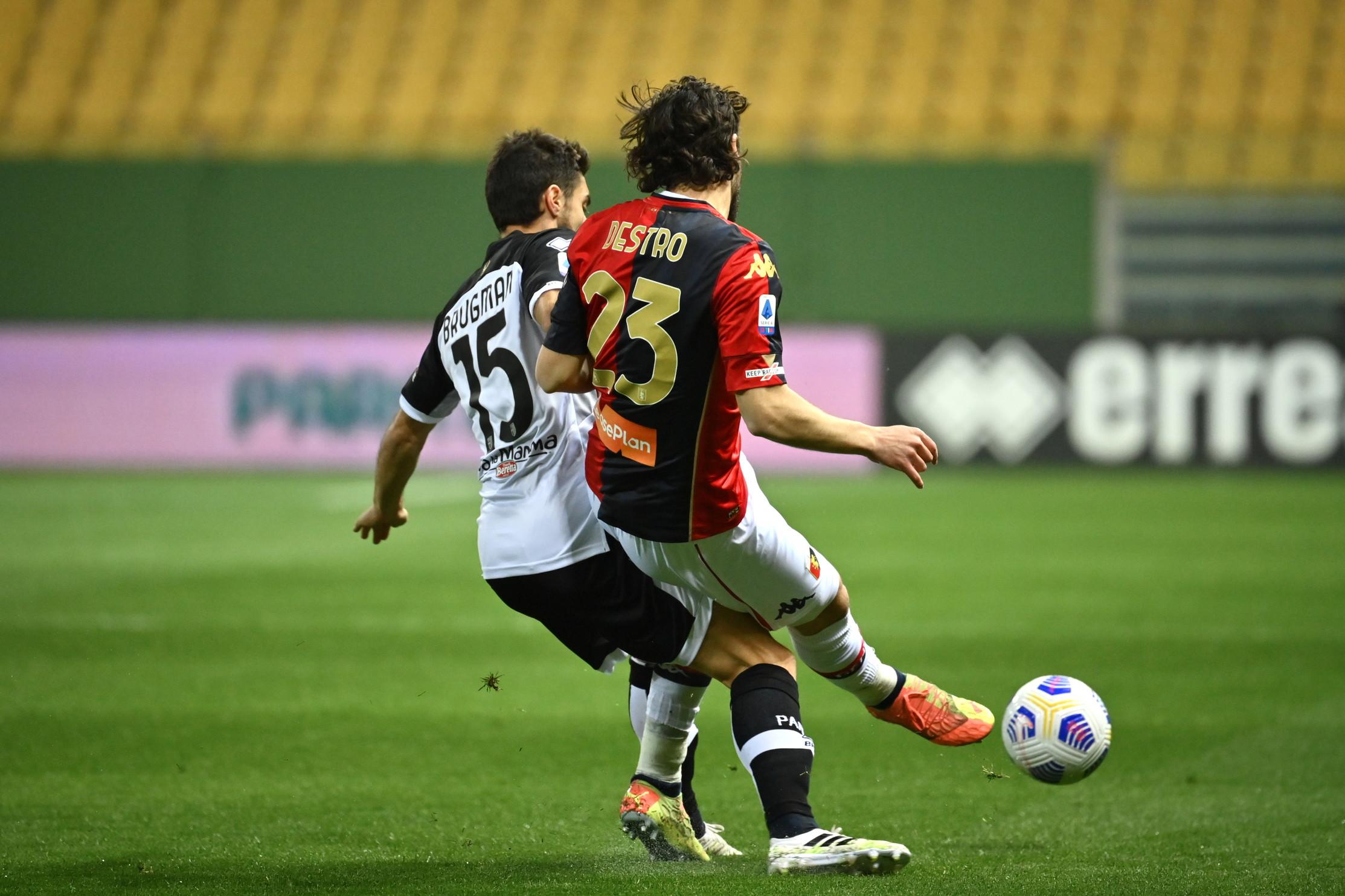Le migliori foto di Parma-Genoa 1-2<br /><br />