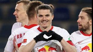 Bundesliga: il Lipsia sbanca Bielefeld e va a -1 dal Bayern capolista
