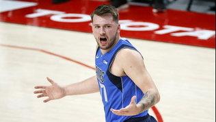 Nba: i Nets cadono a Orlando, Utah beffa Toronto. Doncic non basta ai Mavs