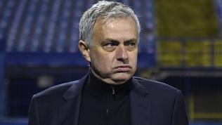 """Mourinho """"the silent one"""": il Tottenham prepara l'addio"""