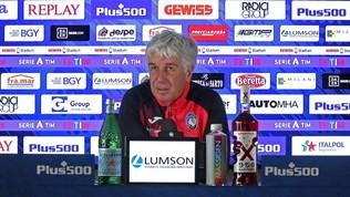 """Gasperini: """"Vogliamo tornare in Champions. Ilicic? Lo sto recuperando"""""""