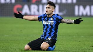 Inter, l'agente di Lautaro a Milano. Rinnovo in vista